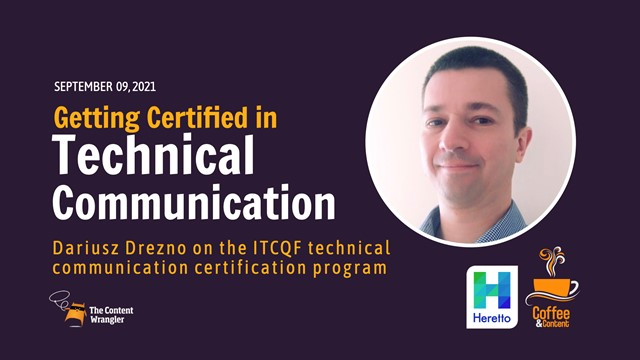 Getting Certified in Technical Communication