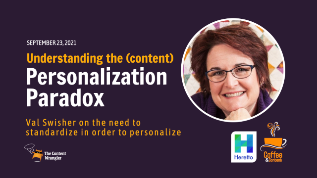 Coffee and Content: Understanding the (Content) Personalization Paradox