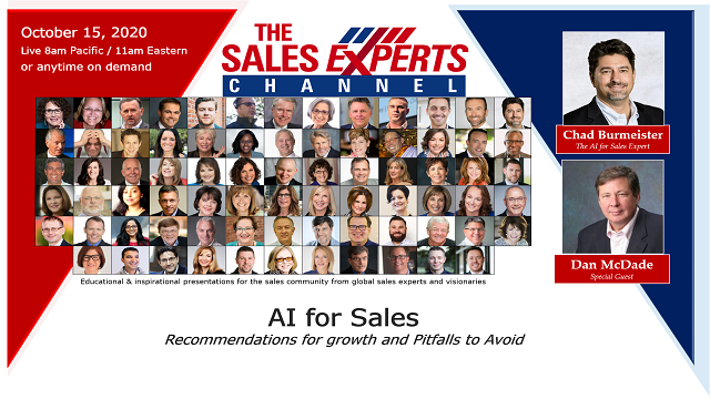 AI for Sales - Recommendations for Growth and Pitfalls to Avoid