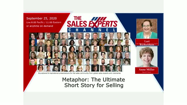 Metaphor:  The Ultimate Short Story for Selling