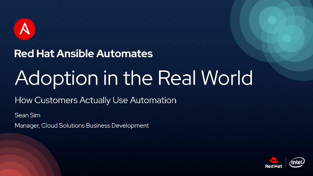 Automation Adoption for the Real World