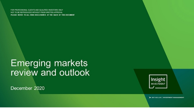 Emerging markets review and outlook | December 2020