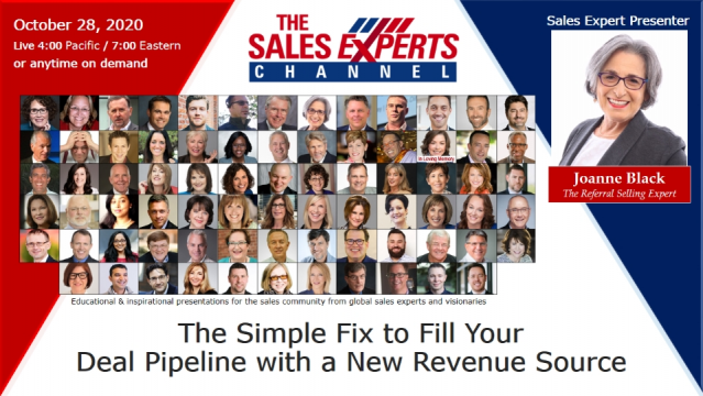 The Simple Fix to Fill Your Deal Pipeline with a New Revenue Source