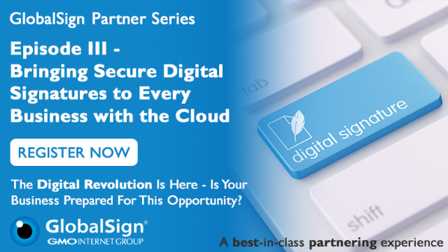 Bringing Secure Digital Signatures to Every Business with the Cloud