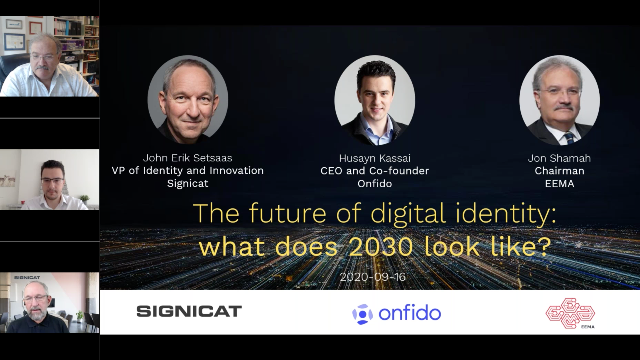 The future of digital identity - what will 2030 look like?