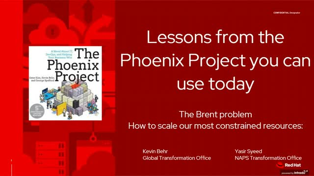 How to scale our most constrained resources: The Brent problem