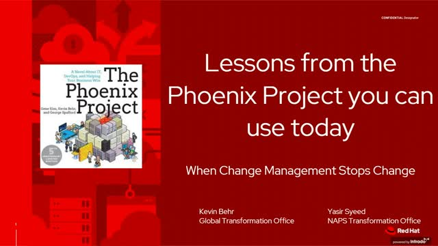 When change management stops change: How to increase velocity and reduce risk