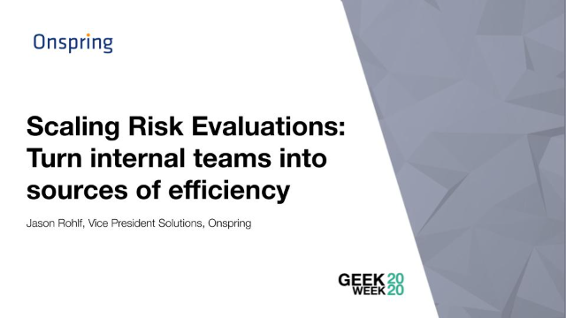 Scaling Risk Evaluations: Turn internal teams into sources of efficiency
