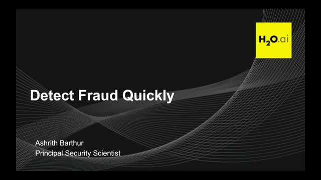 How to Detect Fraud Quicker with AI