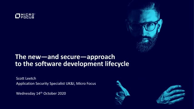 The new—and secure—approach to the software development lifecycle