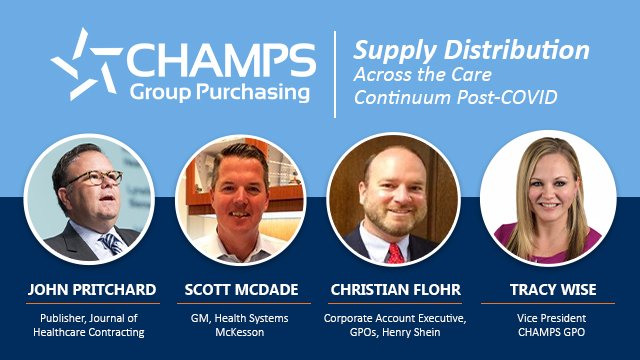 Supply Distribution Across The Care Continuum Post-COVID