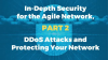 Security for the Agile Network, Part 2: DDoS Attacks and Protecting Your Network