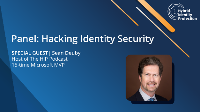 Panel: Hacking Identity Security
