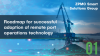 Roadmap for successful adoption of remote port operations technology