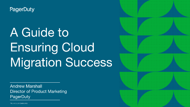 A Guide to Ensuring Cloud Migration Success