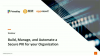 Build, Manage, and Automate a Secure PKI for your Organization