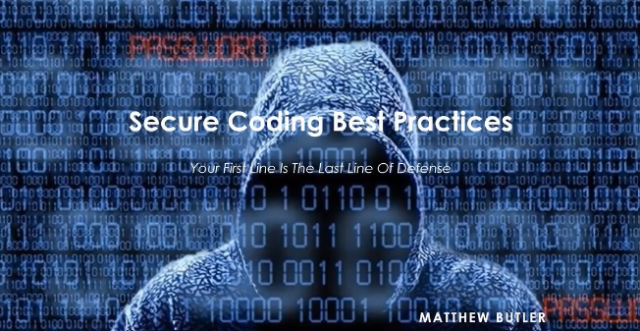 Secure Coding Best Practices