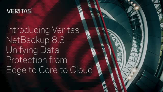 Unifying Data Protection from Edge to Core to Cloud