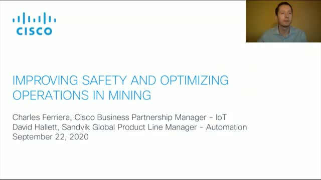 Improving safety and optimizing operations in mining