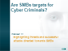 Are SMB's targets for Cyber Criminals?