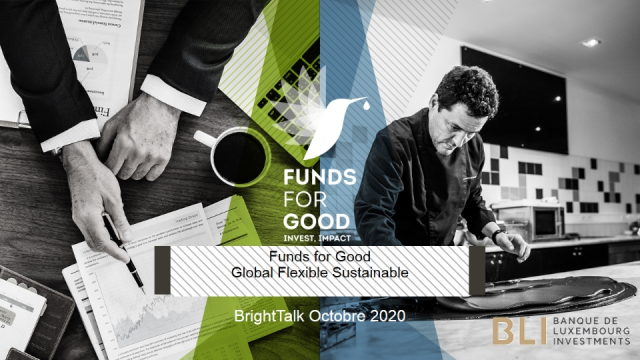 FFG Global Flexible Sustainable – 3ème trimestre 2020 – Strategy Update