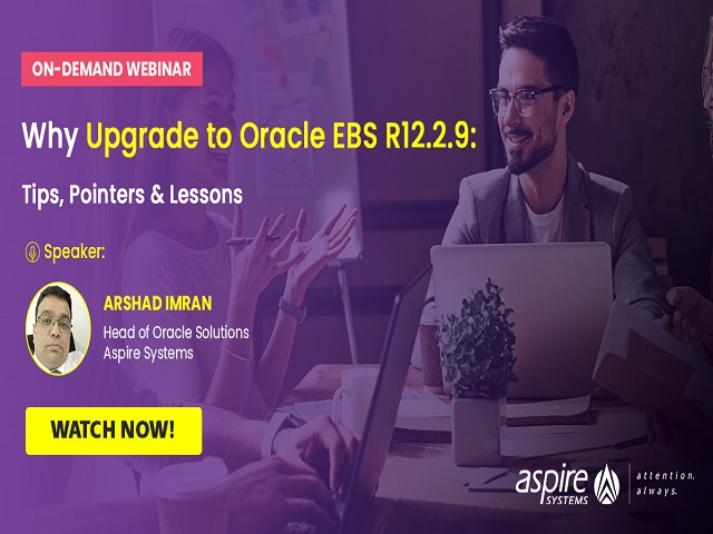 Oracle EBS Community: Get Future-Ready with Latest Upgrade