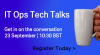 IT Ops Tech Talk - What is the New Norm