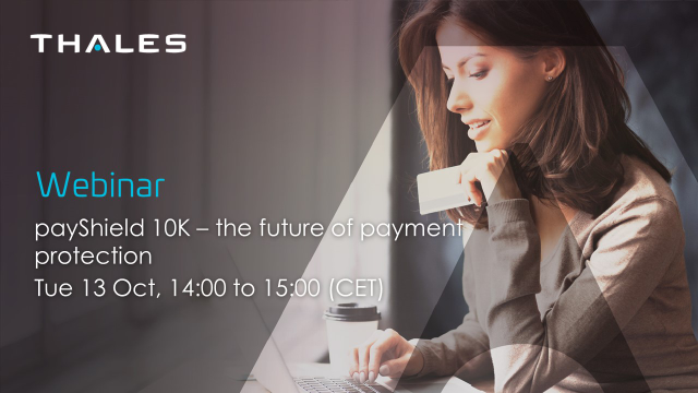 payShield 10K – the future of payment protection