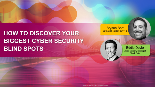 How to Discover Your Biggest Cyber Security Blind Spots