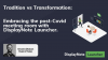Tradition vs Transformation: Embracing the post-Covid meeting room