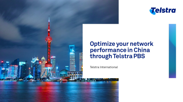 Optimize your network performance in China
