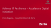 Achieve IT Resilience – Accelerate Digital Initiatives
