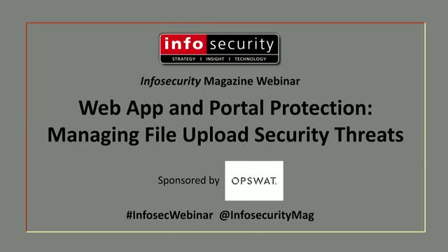 Web App and Portal Protection: Managing File Upload Security Threats