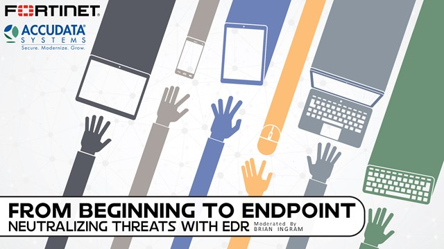 From Beginning to Endpoint | Neutralizing Threats with EDR