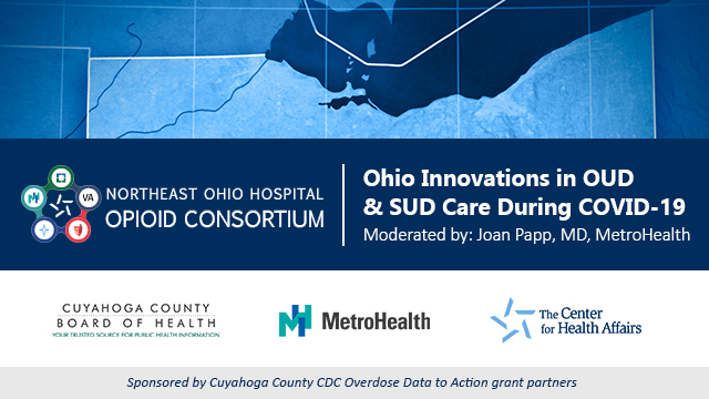 Ohio Innovations in OUD & SUD Care During COVID-19