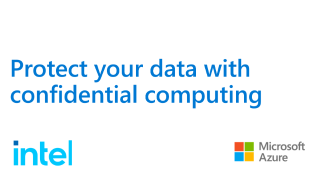 Protect your data with confidential computing