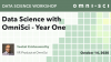 Data Science with OmniSci - Year One