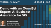 Demo with OmniSci Expert: AI Business Assurance for 5G