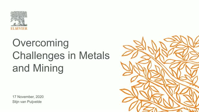 Overcoming Challenges in Metals and Mining