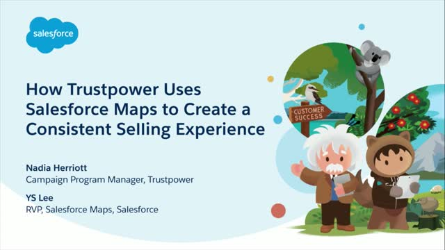 How Trustpower Uses Salesforce to Create a Consistent Selling Experience