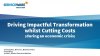Driving Impactful Transformation whilst Cutting Costs during an Economic Crisis