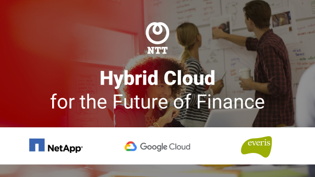 Hybrid Cloud for the Future of Finance