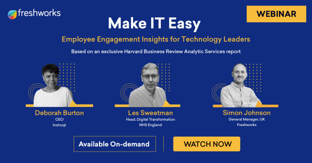Make IT Easy: Employee Engagement Insights for Technology Leaders
