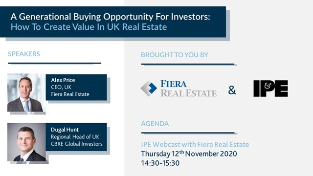 UK real estate: A generational buying opportunity for investors