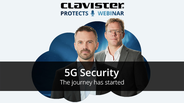 5G Security - The Journey Has Started