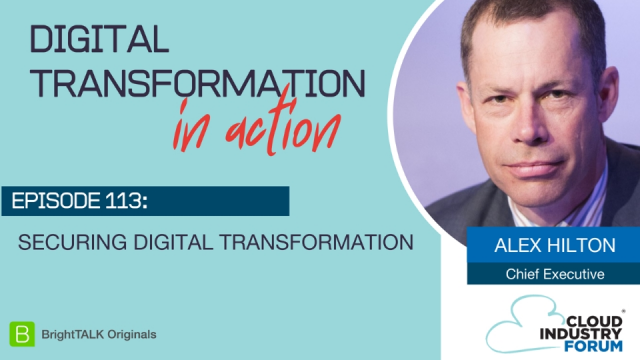 Securing Digital Transformation