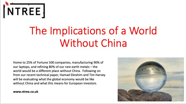 The Implications of a World Without China