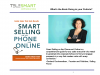 Smart Selling on the Phone and Online- Chapter #4
