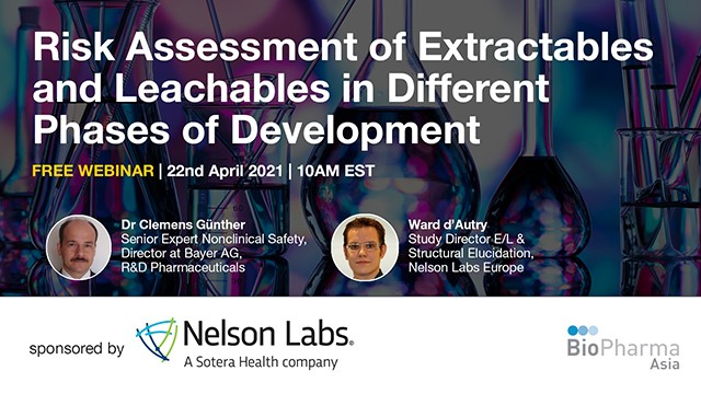 Risk Assessment of Extractables and Leachables...
