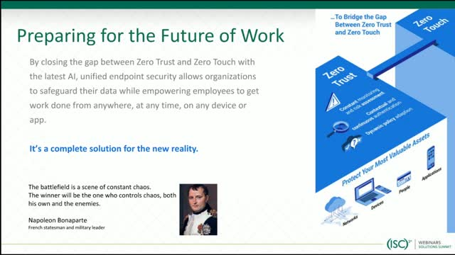 Blackberry #3: Preparing for the Future of Work